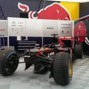 RedBull F1 2