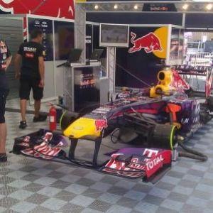 RedBull F1 4
