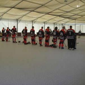 Sportdeck Inline Hockey
