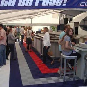 Seat Leon Eurocup Pitbox