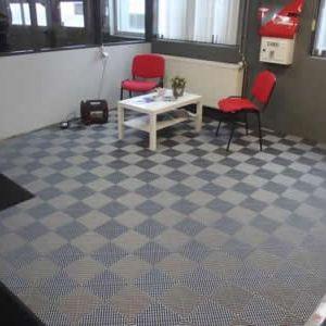 Ribdeck kantoor