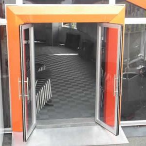 RibDeck pitbox vloer