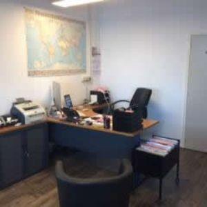 SwissDeck kantoor