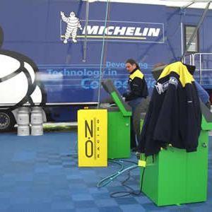 Michelin Pitbox