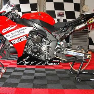 Yamaha Motersport Pitbox