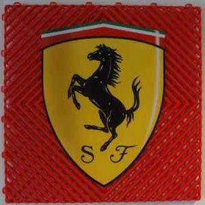 Ribdeck Ferrari logo